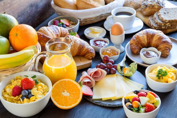 Frühstück für 2 Personen